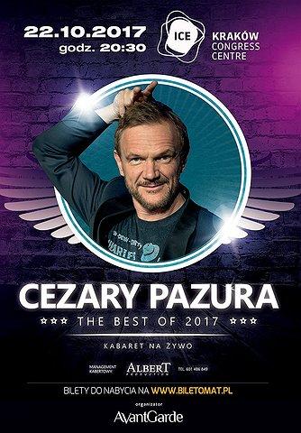 CEZARY PAZURA - the best of 2017