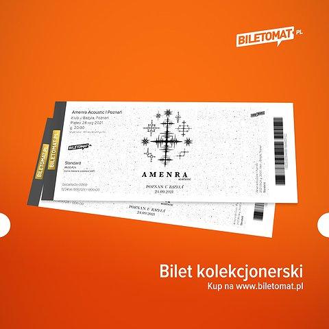 Polecamy bilety kolekcjonerskie!