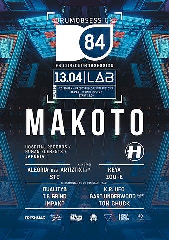 DrumObsession #84 with MAKOTO
