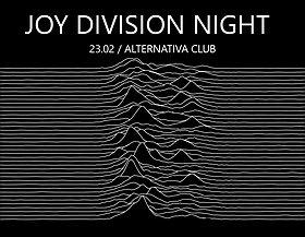 Joy Division Night