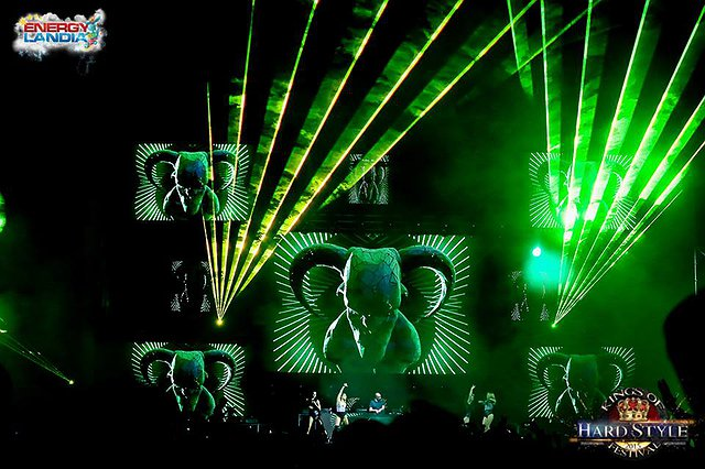 KINGS OF HARDSTYLE FESTIVAL 2016