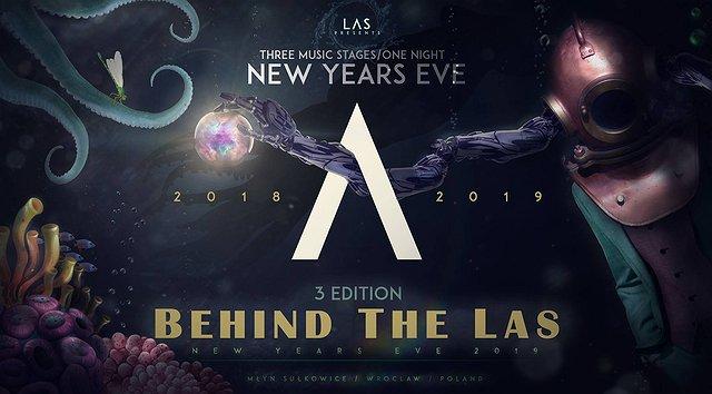Behind The Las NYE 2018/2019