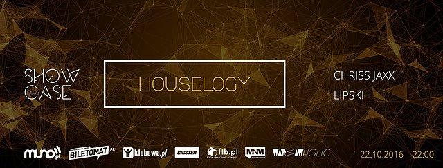 Houselogy with Chris Jaxx
