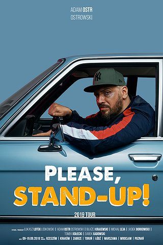 Please, Stand-up!