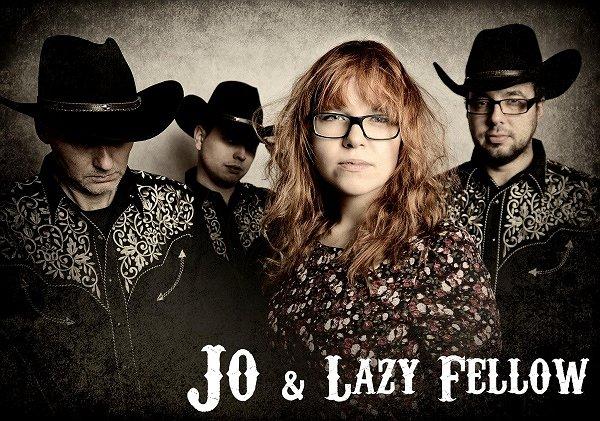 Jo & Lazy Fellow
