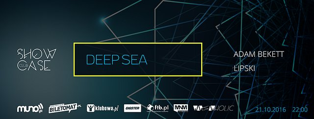 Deep Sea with Adam Bekett