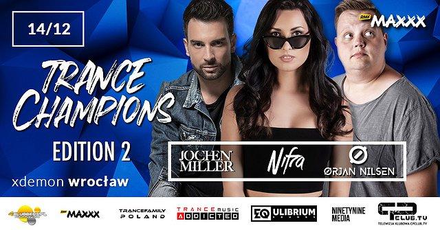 Trance Champions Edition 2