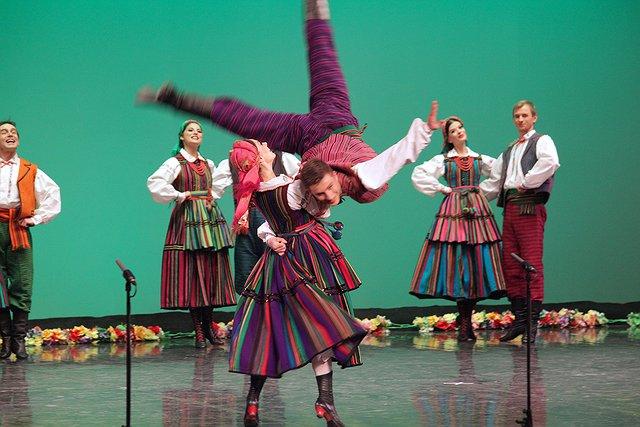 Koncert Zespołu Mazowsze