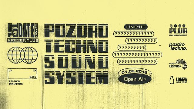 Pozdro Techno Sound System