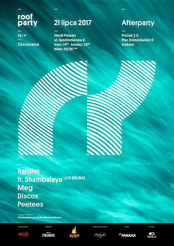 Roof Party / Raidho ft. Shambalaya