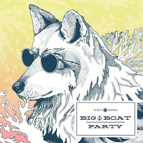 Big Boat Party 2017 | rejs #2