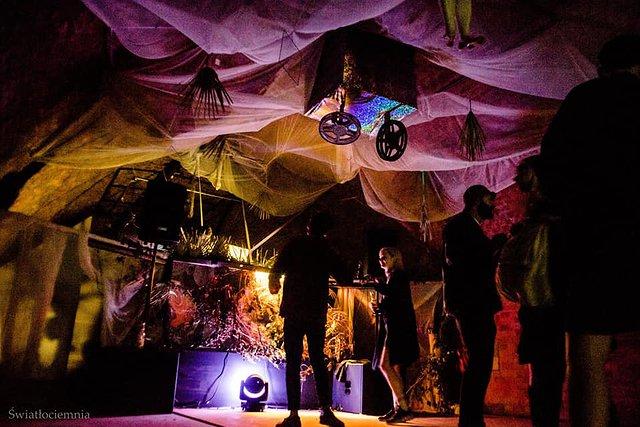 Masow - Art & Music Camp   Fort Cosmos 2021
