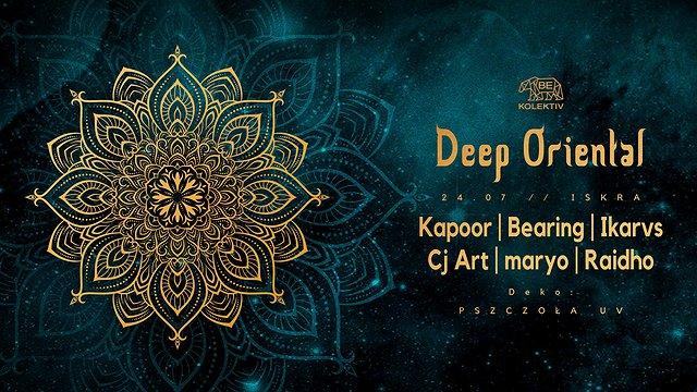 Deep Oriental #XVII