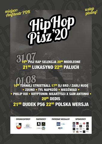 Hip Hop Pisz'20