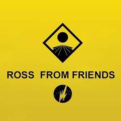 Ross From Friends live
