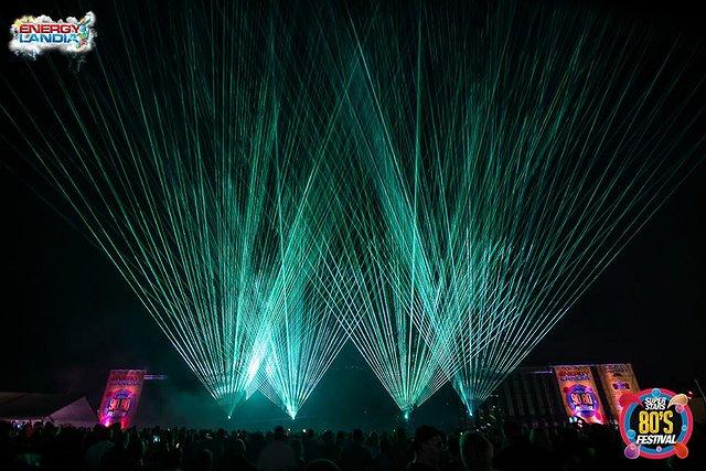 80'S SUPERSTARS FESTIVAL 2016