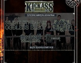 Silent Stream of Godless Elegy, Helroth, Merkfolk, Cronica