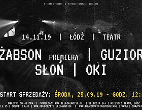 Illegal noise / Łódź / 14.11
