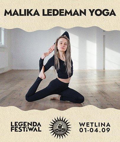 Malika Ledeman Yoga