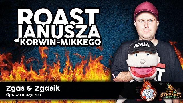 Roast Janusza Korwin-Mikkego