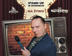 Stand-up na żywo w Internecie: Bartosz Gajda