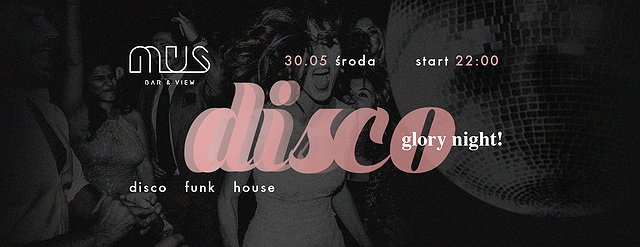 Disco Glory Night