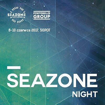 SeaZone Nocą