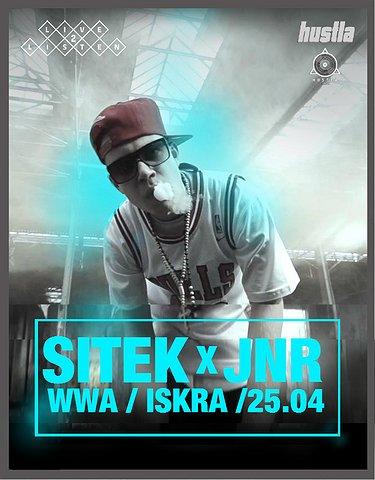SITEK X JNR - 25.04 Warszawa