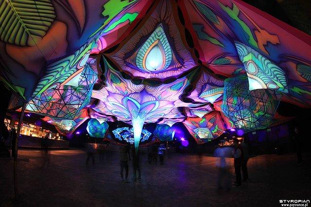 Serotonina: Road to Goadupa Festival 2018