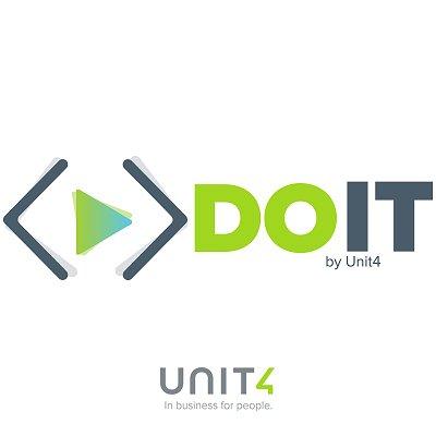 DoIt Conference by Unit4