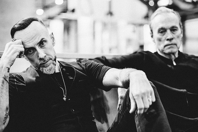 Me And That Man (Nergal & John Porter)