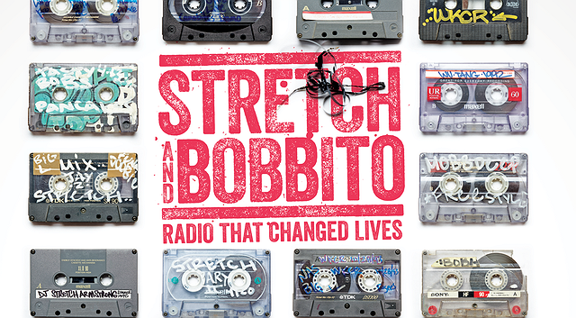 Stretch and Bobbito