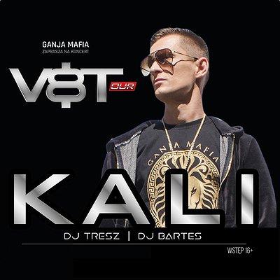 Kali - V8Tour