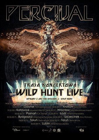 WILD HUNT LIVE - Percival!