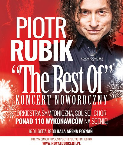 Koncert ,,Piotr Rubik - The Best Of