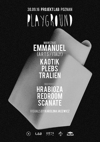 Playground w/ Emmanuel (ARTS / Italy)