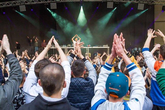 Gorzów Hip Hop Festiwal 2015