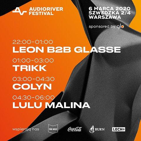 Audioriver x Szwedzka 2/4 sponsored by GLO