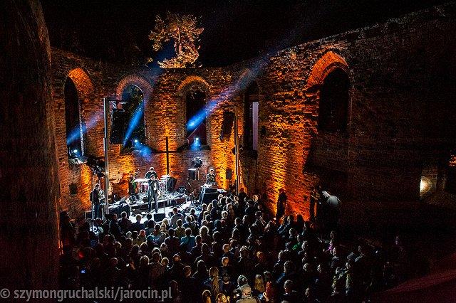 Jarocin Festiwal 2017- Scena Ruiny