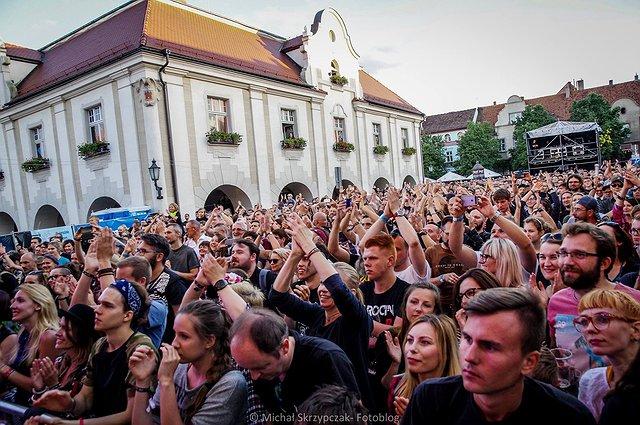 Jarocin Festiwal 2017 - Rynek