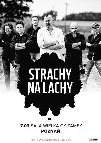Strachy na Lachy - Poznań
