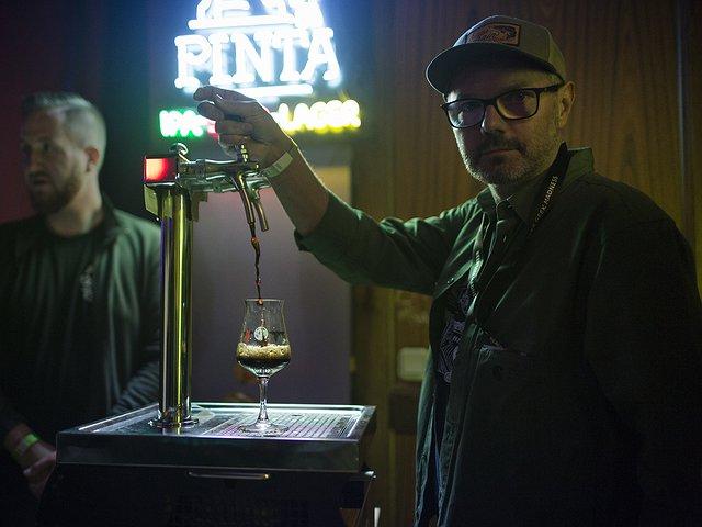 BEER GEEK MADNESS Black Sour, Fot. Paweł Stelmach