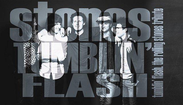 The Rolling Stones Tribute Band - Tumblin' Flash