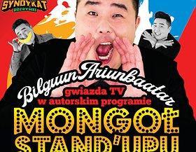 Bilguun Ariunbaatar: Mongoł Stand-upu