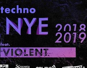 Techno  NYE 2018/19
