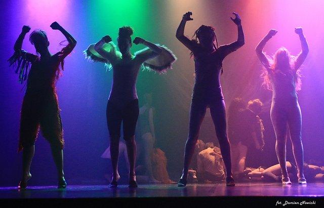 Teatr Tańca Sortowania ANTY=BAŚŃ