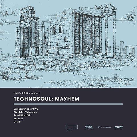 Technosoul: Mayhem