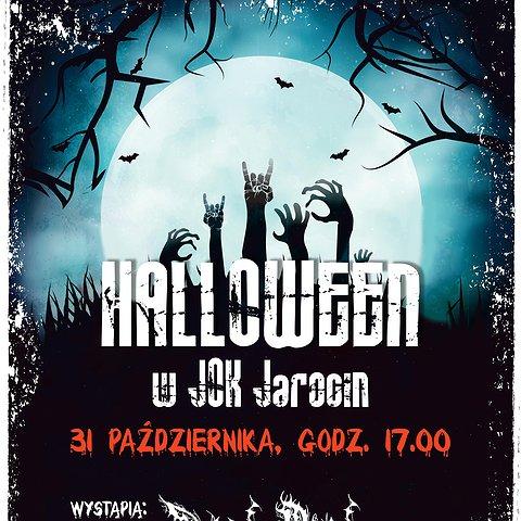 Halloween w JOK Jarocin