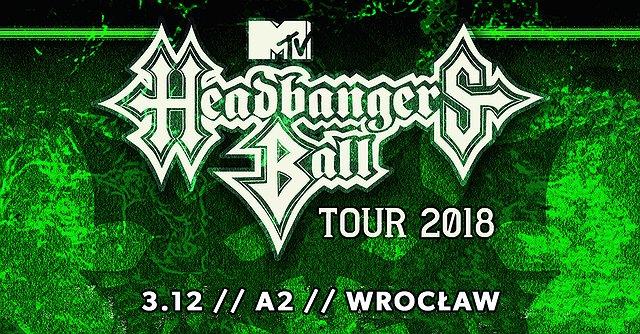 MTV Headbangers Ball Tour