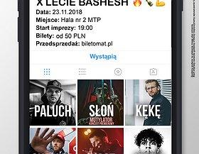 X LECIE BASHESH